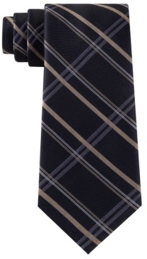 Kenneth Cole Reaction Men's Billy Plaid Tie