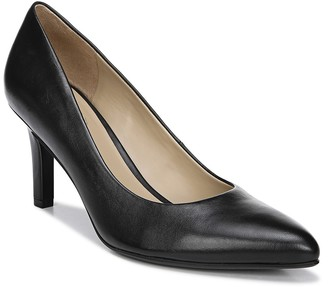 Naturalizer Evie Leather Pump - Wide Width Available