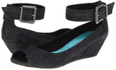 Blowfish Cricket (Black Street Denim) - Footwear