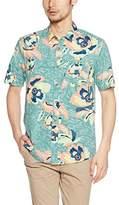 Volcom Men's Cubano Short Sleeve Shirt