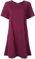 Barena T-shirt skater dress - women - Cotton/Polyester/Spandex/Elastane - 44