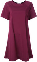 Barena T-shirt skater dress - women - Cotton/Polyester/Spandex/Elastane - 46