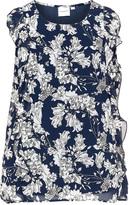 Junarose Plus Size Ruffled chiffon blouse