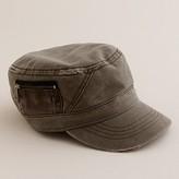 J.Crew Army hat