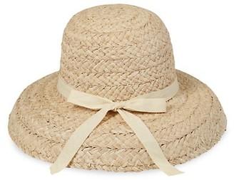 LACK OF COLOR Bloom Raffia Vintage Hat