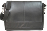 Royce Leather Messenger Bag-Nylon 687-6