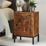 Signature Design by Ashley Charlowe Mixed Material Nightstand