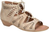 Comfortiva Lace Up Leather Sandals - Riley