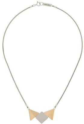 Isabel Marant Geometric Necklace