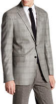 Todd Snyder Check 2-Button Trim Fit Sport Coat