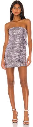 superdown x Draya Michele Bowie Sequin Dress
