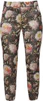 Paul & Joe Chinese Brocade Pants