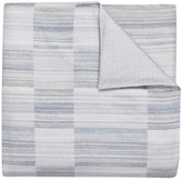 HUGO BOSS Textured Block Grey Multi Comforter - King