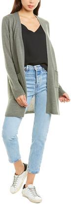 Atm Pocket Cashmere Cardigan