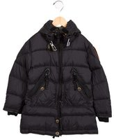 Parajumpers Boys' Hooded Down Coat