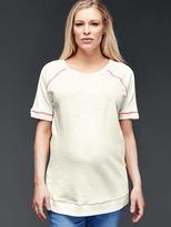 Gap Short-sleeve pullover sweatshirt