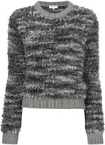 Carven textured knit jumper - women - Acrylic/Polyamide/Viscose/Alpaca - S
