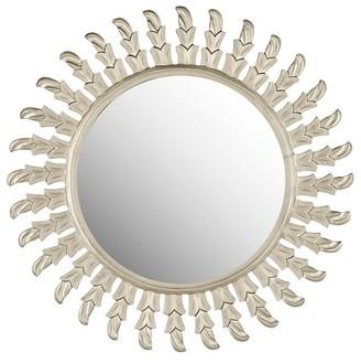 Safavieh Inca Round Sun Mirror