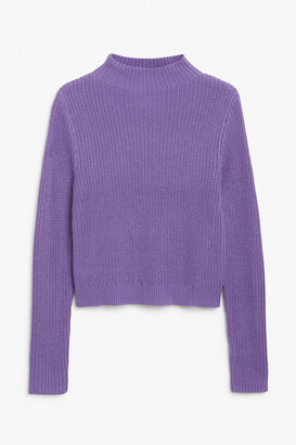Monki Low turtleneck knit