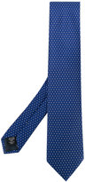 Ermenegildo Zegna spotted tie - men - Silk - One Size