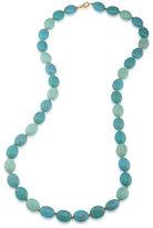 Lauren Ralph Lauren Paradise Found Turquoise Beaded Necklace