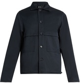 A.p.c. Cotton-blend Field Jacket
