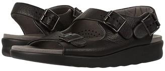SAS Bravo (Black) Men's Shoes