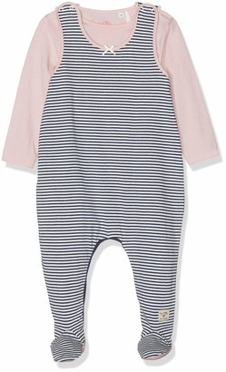 Sanetta Baby Girls' Romperset Footies