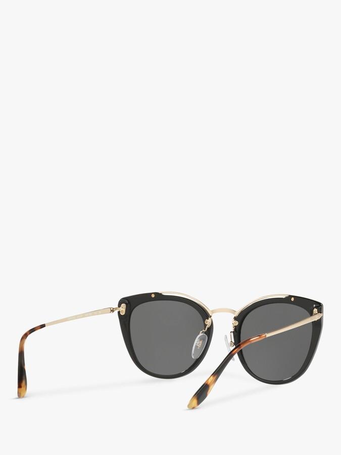 Thumbnail for your product : Prada PR 20US Women's Square Sunglasses