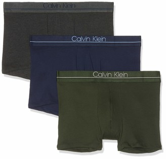 Calvin Klein Men's 3pk Swim Trunks