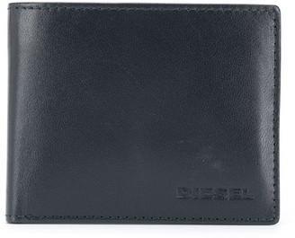 Diesel Engraved Logo Wallet