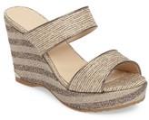 Jimmy Choo Women's Parker Wedge Sandal