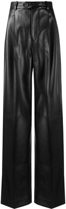 Peter Do Wide Leg Trousers