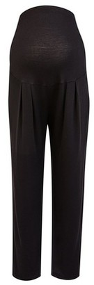 Dorothy Perkins Womens **Maternity Black Jersey Culottes, Black