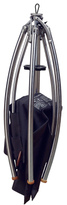 Vaggaro Travel Kit Aluminium Frame and Shoulder Bag