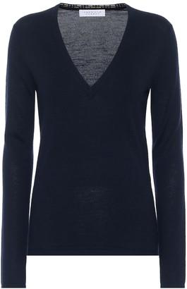 Gabriela Hearst Marian cashmere and silk sweater