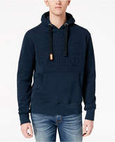 Superdry Men's Embossed Vintage Logo Hoodie