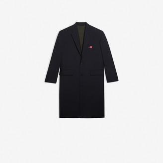 Balenciaga Manteau Boxy Uniform