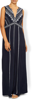 Monsoon Kristina Embroidered Maxi Dress
