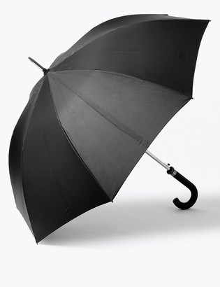 Marks and Spencer Recycled Polyester Large Umbrella with Windtech