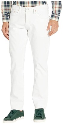 Polo Ralph Lauren Hampton Relaxed Straight Fit Jeans (Hudson White) Men's Jeans
