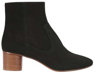 Isabel Marant Dusta heeled ankle boots