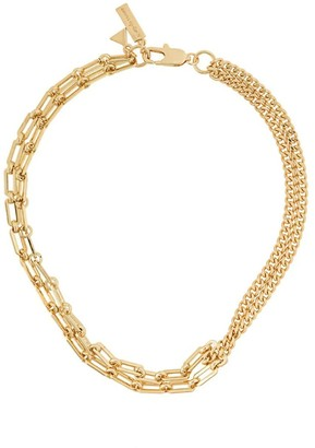 Coup De Coeur London Isla Gold Chain Link Necklace