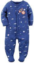Carter's Baby Boy Space Sleep & Play