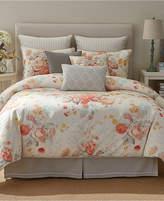 Sanderson Stapleton Park King 4-Pc. Comforter Set Bedding