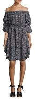 Lucca Couture Penelope Printed Dress