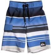 Quiksilver Toddler Boy's Everyday Stripe Vee Board Shorts