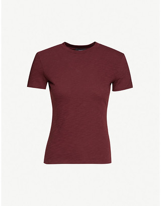 Theory Tiny organic cotton T-shirt