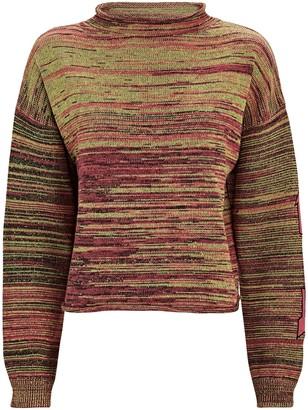 The Upside Nitara Space-Dyed Cotton Sweater