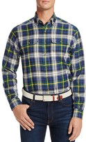 Vineyard Vines Perigean Plaid Performance Crosby Slim Fit Button-Down Shirt